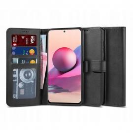 "Tech-Protect Wallet ""2"" Case Stand Xiaomi Redmi Note 10 / 10s - Black"