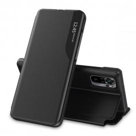 Tech-Protect Smart View Xiaomi Redmi Note 10 / 10s - Black