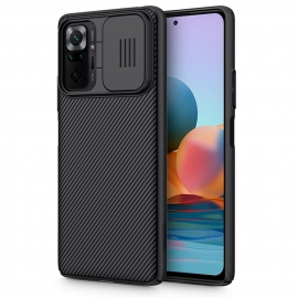 Nillkin Camshield Back Cover with camera protection Xiaomi Redmi Note 10 Pro - Black