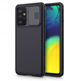 Nillkin Camshield Back Cover with camera protection Samsung Galaxy A52 5G - Black