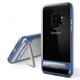 Mercury Dream Stand Bumper Case Samsung Galaxy S9 - Coral Blue