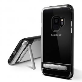 Mercury Dream Stand Bumper Case Samsung Galaxy S9 - Black