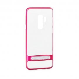 Mercury Dream Stand Bumper Case Samsung Galaxy S9 Plus - Pink