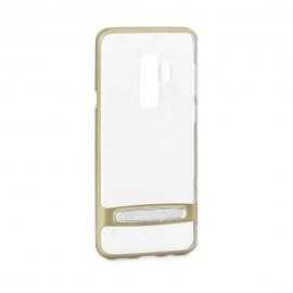 Mercury Dream Stand Bumper Case Samsung Galaxy S9 Plus - Gold