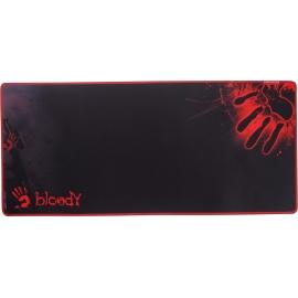 BLOODY Gaming Mousepad BLD-B-087S, X-thin, 75x30x0.2cm - Black/Red