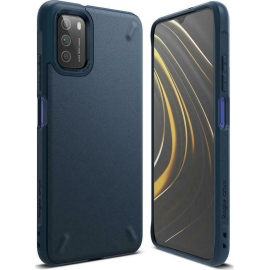 Ringke Onyx Silicone Case Xiaomi Poco M3 - Blue (OXXI0002)