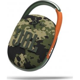 JBL Bluetooth Speaker Clip 4 Waterproof Squad