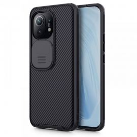Nillkin Camshield Back Cover with camera protection Xiaomi Mi 11 - Black (4244)