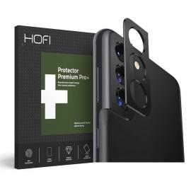 Hofi Metal Camera Styling Cover Samsung Galaxy S21 - Black
