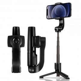 Spigen S610W Wireless Selfie Stick/Tripod/Gimbal - Black (AMP01862)