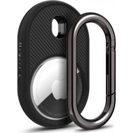 Caseology Vault Apple AirTag Case - Black (AMP01439)