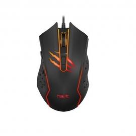Havit Gaming Mouse Gamenote MS1027 1000-2400 DPI - Black