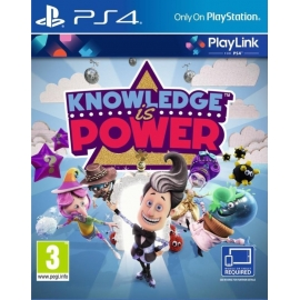Sony Knowledge is Power PS4