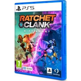 Sony Ratchet & Clank : Rift Apart PS5 (Ελληνικοι υποτιτλοι & menu)