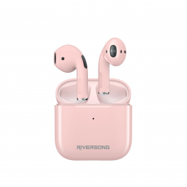 Riversong True Wireless Earbuds Air Mini Pink