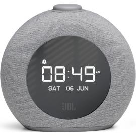 JBL Bluetooth Speaker Horizon 2 Alarm Clock/FM Radio Grey
