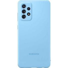 Samsung Silicone Cover Galaxy A72 Blue
