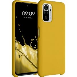 KW TPU Soft Flexible Rubber Xiaomi Redmi Note 10 / 10s - Honey Yellow (54543.143)