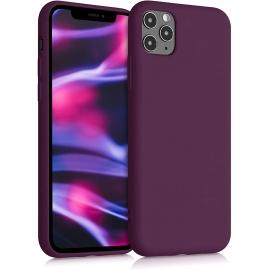 iPhone 11 Pro Max - Bordeaux Violet (KW TPU Silicone Case53944.187)