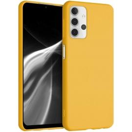 KW TPU Silicone Case Samsung Galaxy A32 5G - Honey Yellow (54328.143)
