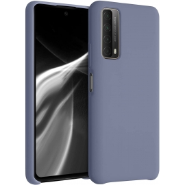 KW TPU Soft Flexible Rubber Silicone Case Huawei P Smart 2021 - Lavender Grey (53632.130)