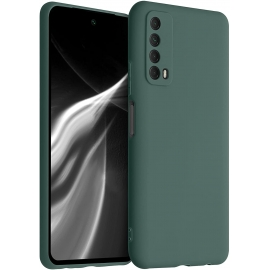KW TPU Silicone Case Huawei P Smart 2021 - Blue Green (53674.171)
