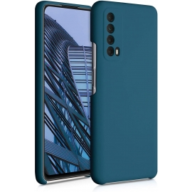 KW TPU Soft Flexible Rubber Silicone Case Huawei P Smart 2021 - Teal Matte (53632.57)