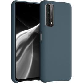 KW TPU Soft Flexible Rubber Silicone Case Huawei P Smart 2021 - Slate Grey (53632.202)
