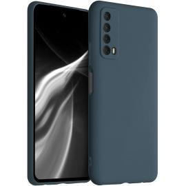 KW TPU Silicone Case Huawei P Smart 2021 - Slate Grey (53674.202)