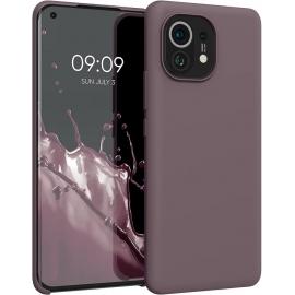 KW TPU Soft Flexible Rubber Xiaomi Mi 11 - Grape Purple (54379.181)