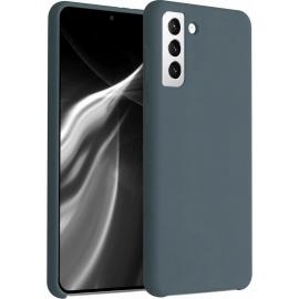 KW TPU Soft Flexible Rubber Samsung Galaxy S21 Plus - Slate Grey (54066.202)