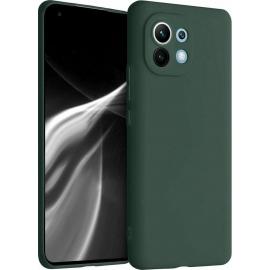 KW TPU Silicone Case Xiaomi Mi 11 - Moss Green (54188.169)