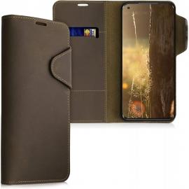 kalibri Wallet Case Xiaomi Mi 11 - Brown (54535.05)