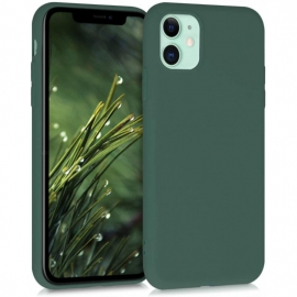 KW TPU Silicone Case iPhone 11 - Blue Green (49787.171)