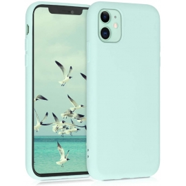 KW TPU Silicone Case iPhone 11 - Mint Matte (50791.71)