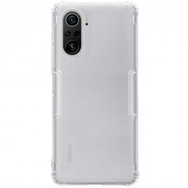 Nillkin Nature TPU Case Gel Ultra Slim Xiaomi Poco F3 - Transparent