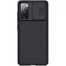 Nillkin Camshield Back Cover with camera protection Samsung Galaxy S20 FE - Black