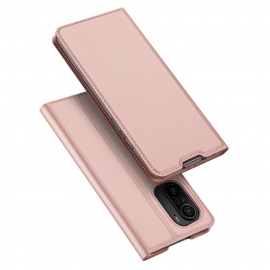 Dux Ducis Skin Pro Xiaomi Poco F3 - Rose Gold