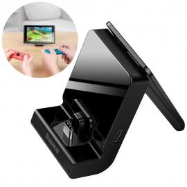 Baseus SW Adjustable Charging Stand Nintendo Switch - Black (WXSWGS10-01)