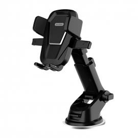 WK Car Holder with Adjustable Arm - Black (WP-U83)