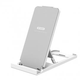 WK Design Foldable Desktop Phone Holder - White (WA-S35)