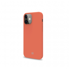 Celly Cromo Case Apple iPhone 12 mini - Orange (CROMO1003OR01)
