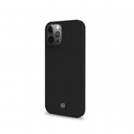 Celly Cromo Case Apple iPhone 12/12 Pro - Black (CROMO1004BK01)
