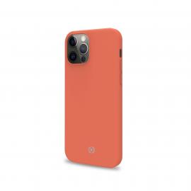 Celly Cromo Case Apple iPhone 12/12 Pro - Orange (CROMO1004OR01)