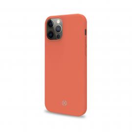 Celly Cromo Case Apple iPhone 12 Pro Max - Orange (CROMO1005OR01)