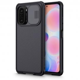 Nillkin Camshield Back Cover with camera protection Xiaomi Poco F3 - Black (4333)