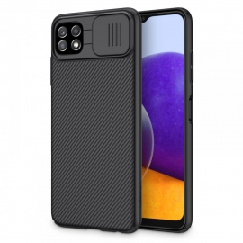 Nillkin Camshield Back Cover with camera protection Samsung Galaxy A22 5G - Black