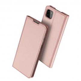 Dux Ducis Skin Pro Bookcase Samsung Galaxy A22 5G - Rose Gold