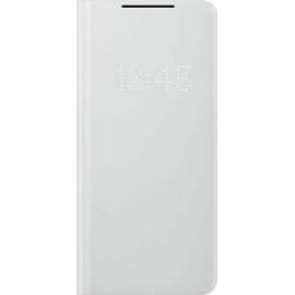 Samsung Led View Cover Galaxy S21 Ultra Light Gray