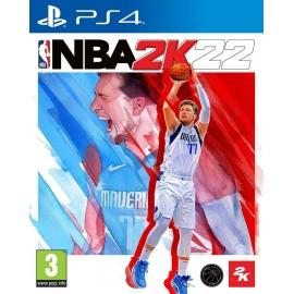 Take2 NBA 2K22 Standard Edition Greek PS4
